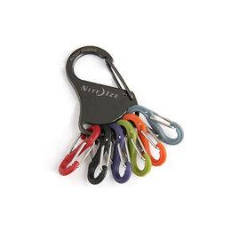 Настольные игры - Брелок для ключей NITELZE KeyRack Locker-Asst MicroLocks, 0