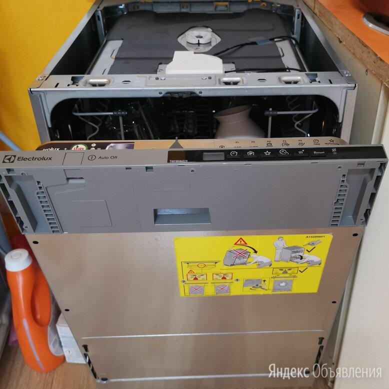 Встраиваемая посудомоечная машина Electrolux esl94511lo по цене 13500₽ - Посудомоечные машины, фото 0