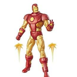 Скины для игр - Marvel Legends Retro Collection Iron Man, 0