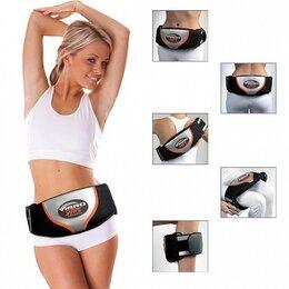 Устройства, приборы и аксессуары для здоровья -   Массажный пояс для похудения Vibro Shape с эффектом сауны, 0