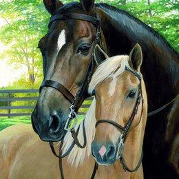 Пуховики - Пара лошадей Артикул : AGK 75230, 0