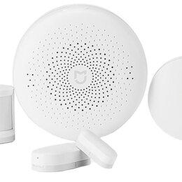Системы Умный дом - Комплект умного дома Xiaomi Mi Smart Sensor Set (Белый), 0
