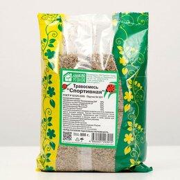 Газоны - Газонная травосмесь  'Спортивная'   0.8 кг (10шт/уп) Зеленый уголок, 0
