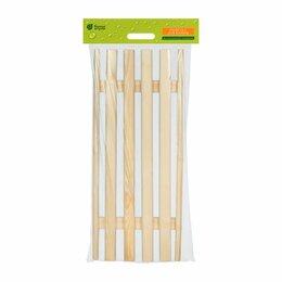 Решетки - Решетка для ванны Банные штучки, сосна, на березовых шкантах без металлически..., 0