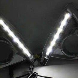 Электрика и свет - Дневные ходовые огни mazda CX5 к-т, 0