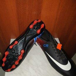 Обувь для спорта - Nike размер 45 новые бутсы для футбола и регби, 0