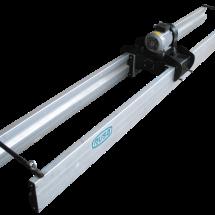 Глубинные вибраторы - Виброрейка алюмин., телескопический профиль (электропривод) VRX 5-9,5 (220), 0