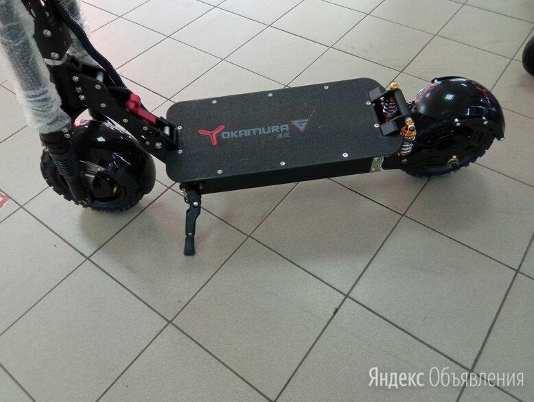 Электросамокат Yokamura g 6000w по цене 114990₽ - Самокаты, фото 0