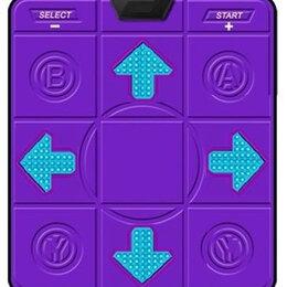 Игровые приставки - Танцевально-игровой коврик,б/проводной,32 Бит, русское меню,/ТV, PC/, 0