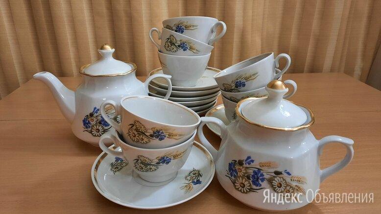 Чайный сервиз Рига  по цене не указана - Сервизы и наборы, фото 0