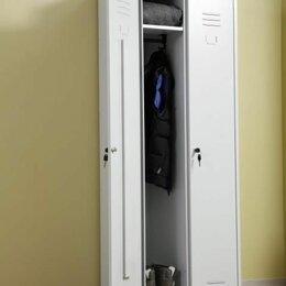 Мебель для учреждений - Шкаф для одежды металлический , 0