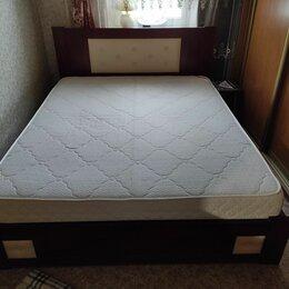 Кровати - Двуспальная кровать 160x200, 0