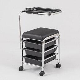 Мебель для учреждений - Тележка педикюрная SD-9005, 0