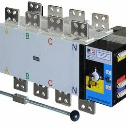 Блоки питания - Реверсивный рубильник SHIQ5-2000/4P, 0