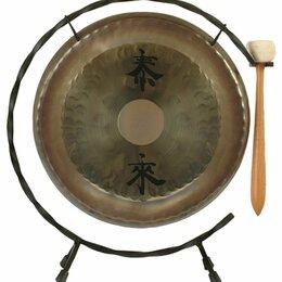 Ударные установки и инструменты - Paiste Deco Gong Set Гонг 13'' с колотушкой. Доставка, 0