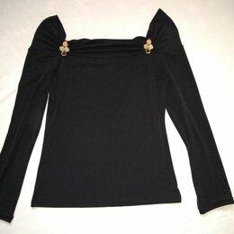 Блузки и кофточки - Блузка с декоративными аксессуарами , 0
