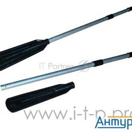 Аксессуары  - Весло алюминиевое 2- частное 129см (съемная лопасть) (2шт.), 0