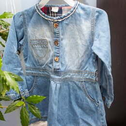 Платья и сарафаны - Детская одежда, платья, майки на девочку, 0