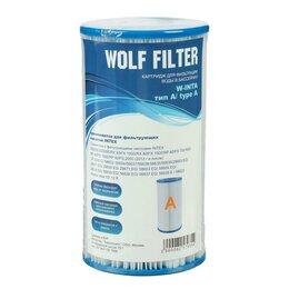Фильтры, насосы и хлоргенераторы - Картридж для очистки воды в бассейнах для фильтрующих насосов INTEX, тип А, 1..., 0