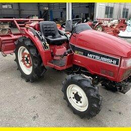 Мини-тракторы - Минитрактор японский mitsubishi mt 205, 0