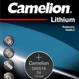 Батарейки - Батарейка Camelion CR2016, 0