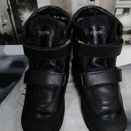 Ботинки - Зимние ботинки для мальчика, р.29, 0