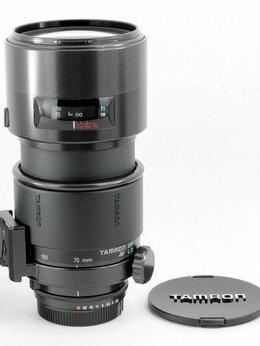 Объективы - Tamron SP AF 70-210mm f/2.8 LD Nikon, 0