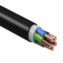 Кабели и провода - Кабель ВВГнг(А)-LS 5х1,5 ок(N, PE)-0,66 ГОСТ…, 0