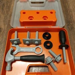 Развивающие игрушки - Детский набор инструментов Дуктиг IKEA, 0
