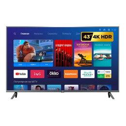 """Телевизоры - Телевизор Xiaomi Mi TV 4S 43 T2 Global 42.5"""" (2019) (L43M5-5ARU), 0"""