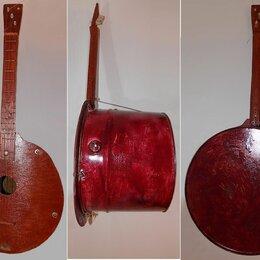 Щипковые инструменты - Банджо для украшения декора, 0