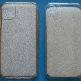 Чехлы - Чехлы под iphone 11 прозрачные новые 2 штуки цена за один, 0