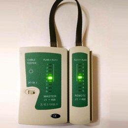 Прочее сетевое оборудование - Lan тестер RJ45-RJ11, 0