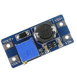 Радиодетали и электронные компоненты - Повышающий DC-DC преобразователь MT3608, 0