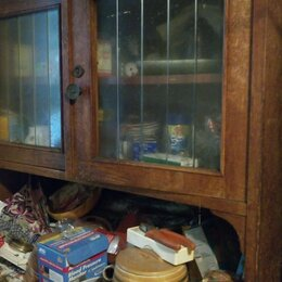 Мебель для кухни - Старинный ретро буфет из кино., 0