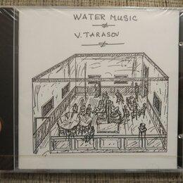 Музыкальные CD и аудиокассеты - Vladimir Tarasov (Владимир Тарасов) Atto (CD), 0