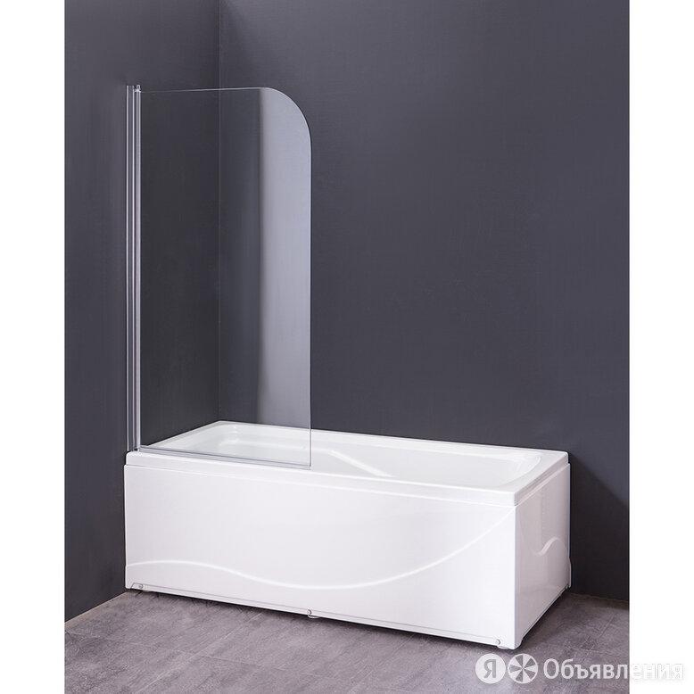 Распашная шторка на ванну Agger A02-080tcr по цене 8490₽ - Комплектующие, фото 0