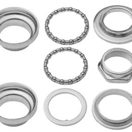 Защита и экипировка - Детали рулевой колонки XR-H1, 1, резьбовая, для складных и дорожных велосипедо, 0