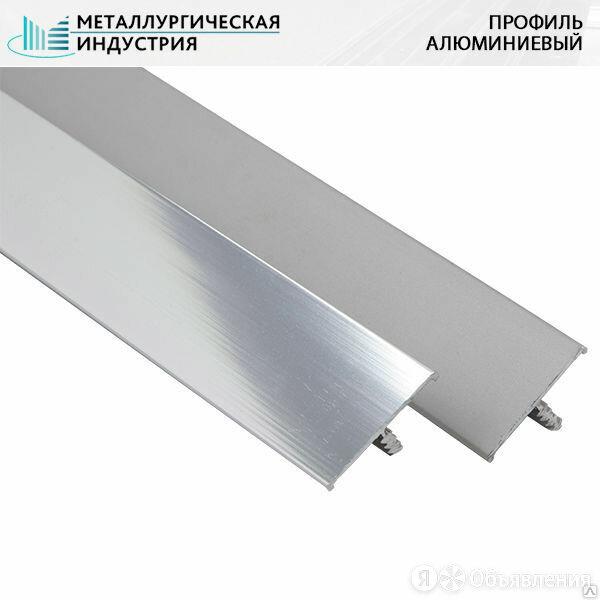 Профиль алюминиевый 400845x3000 АМг6М по цене 258₽ - Отделочный профиль, уголки, фото 0