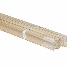 Плинтусы, пороги и комплектующие - Плинтус потолочный 30 мм сорт экстра сращенный, 0