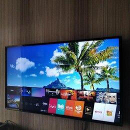 Телевизоры - Телевизор 4K LG 43UM7020PLF, 0