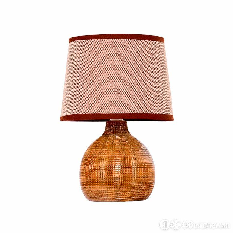"""Настольная лампа Gerhort """"D2507 Brownx1"""". Коричневый по цене 1160₽ - Настольные лампы и светильники, фото 0"""
