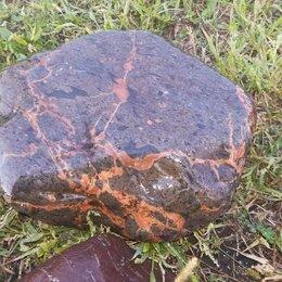 Декор - Камень валун из яшмы для ландшафтного дизайна, 0