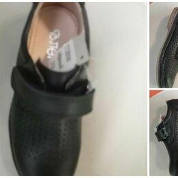 Туфли и мокасины - Туфли мальчуковые, кожа 26-31, 0