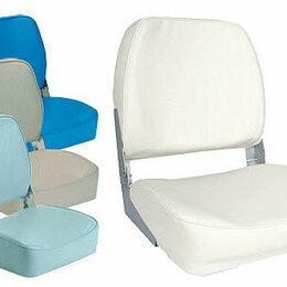 Кресла и стулья - Сиденье голубое, 0