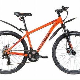 Велосипеды - Велосипед stinger element EVO 27,5  алюминий Россия, 0