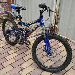 Велосипеды - Велосипед горный TopGear Hooligan, 0