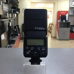 Осветительное оборудование - Вспышка Godox tt 350s, 0