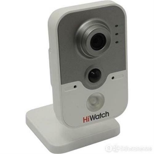 HiWatch IP-видеокамера HiWatch DS-I214W (4 мм) по цене 5342₽ - Камеры видеонаблюдения, фото 0