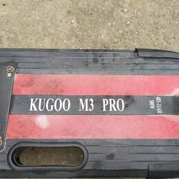 Самокаты - Электросамокат Cugoo m3 pro в нерабочем состоянии Зарядка идёт в комплекте, 0